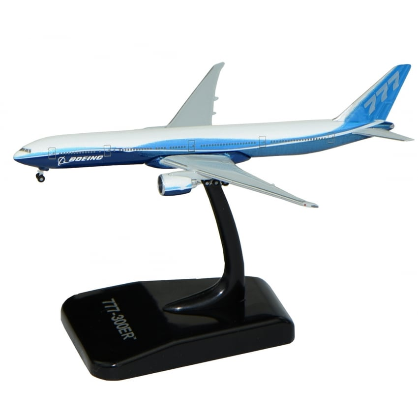 777-300ER Die-Cast Miniature Model - Scale 1:1000