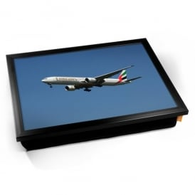Boeing 777 Emirates Cushion Lap Tray