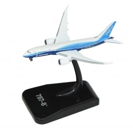 Boeing 787-8 Die-Cast Miniature Model - Scale 1:1000
