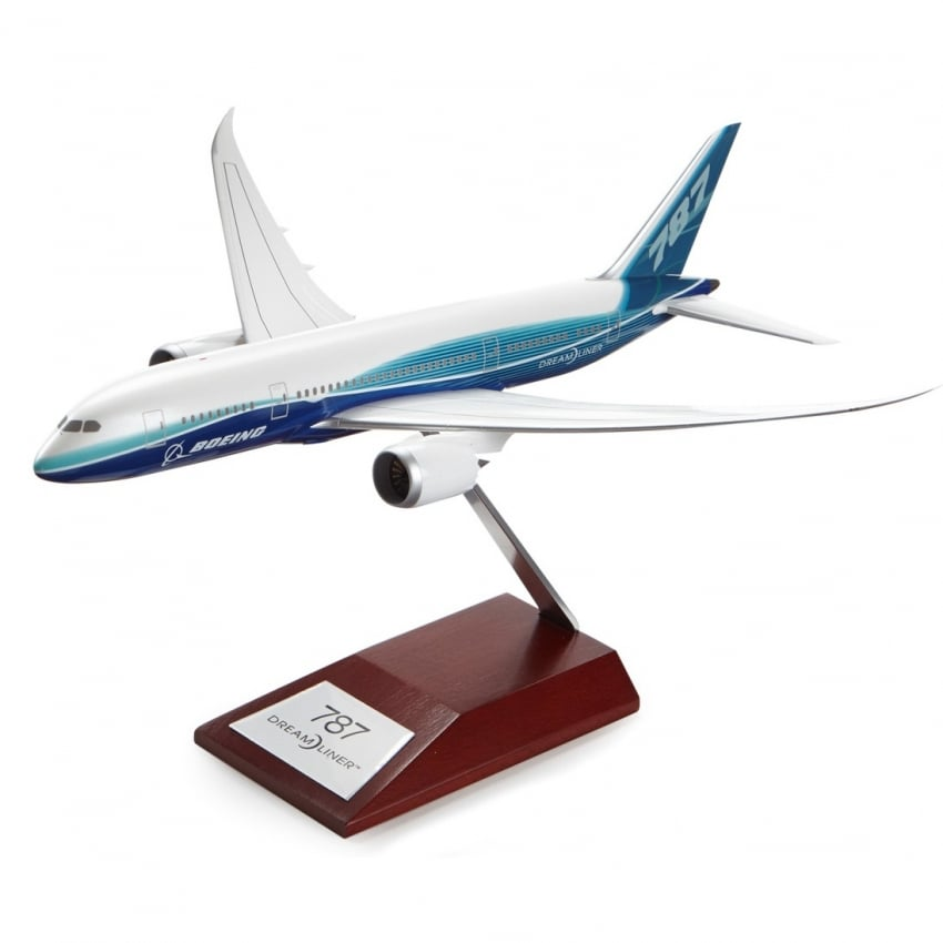 Boeing 787-8 Snap Model - Scale 1:200