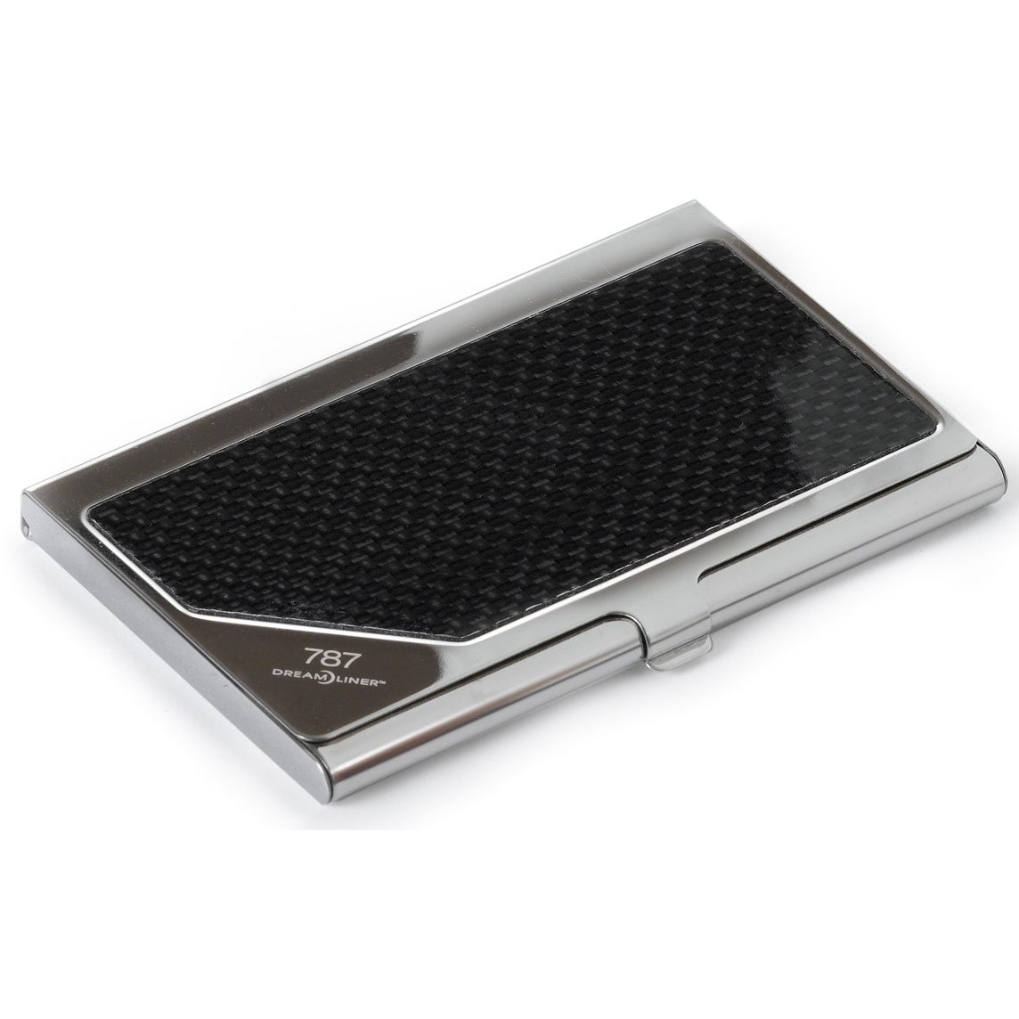 Boeing 787 Carbon Fibre Business Card Holder
