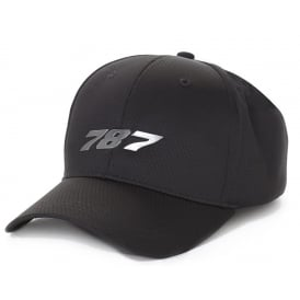 Boeing 787 Midnight Silver Hat