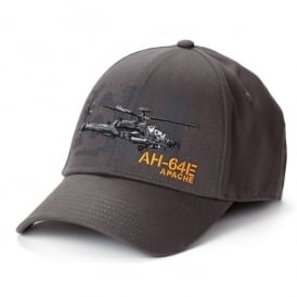Boeing AH-64E Graphic Profile Baseball Cap