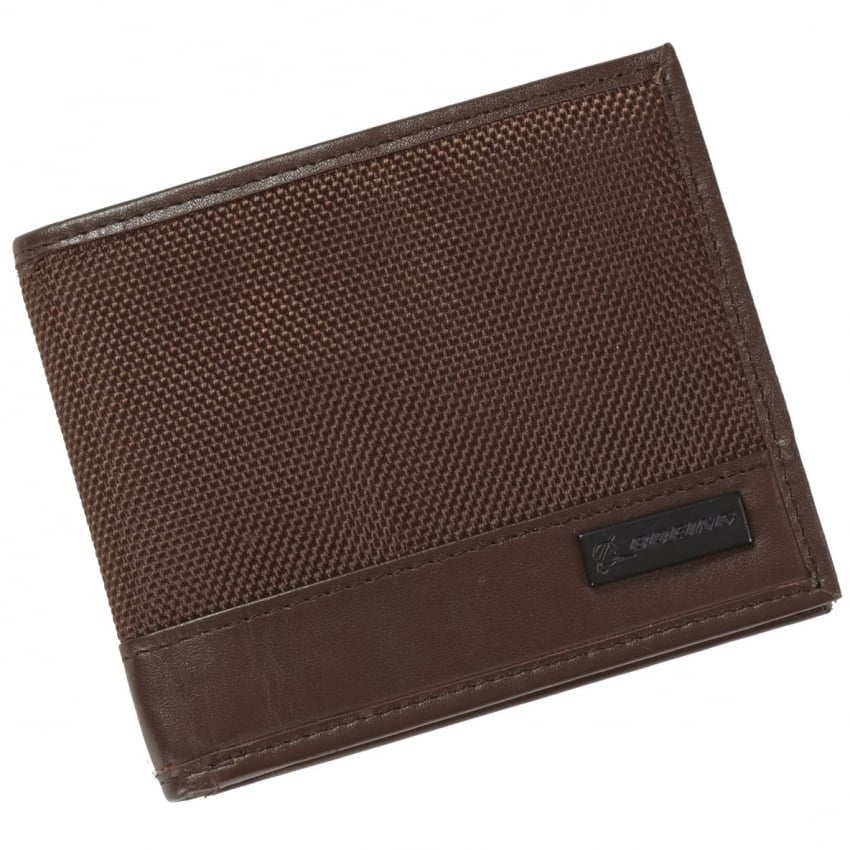 Brown Napa Leather BiFold Wallet