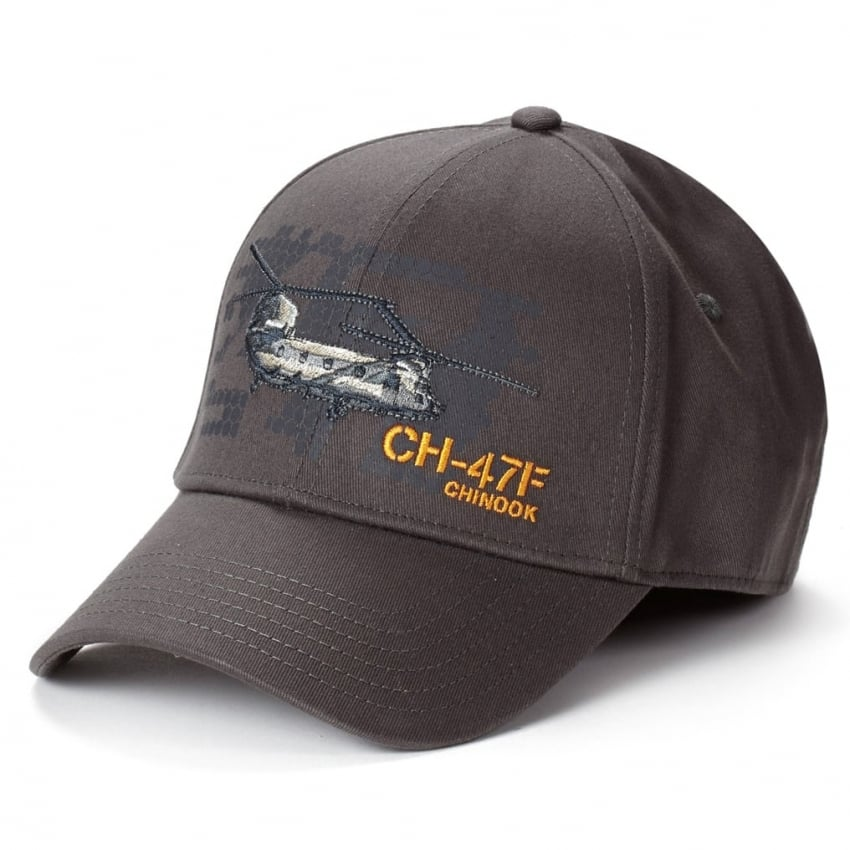 CH-47F Graphic Profile Baseball Cap