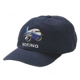 Boeing Childrens Baseball Cap