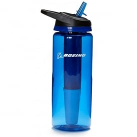 Boeing Cool Gear Cylinder Water Bottle