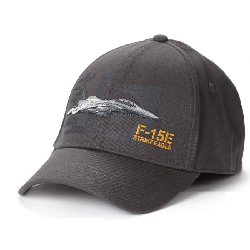 F-15E Graphic Profile Baseball Cap