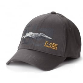 Boeing F-15E Graphic Profile Baseball Cap