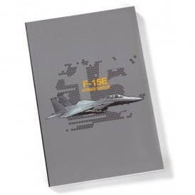 Boeing F-15E Graphic Profile Notebook