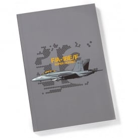 Boeing F/A-18E/F Graphic Profile Notebook