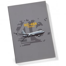 Boeing KC-46A Graphic Profile Notebook