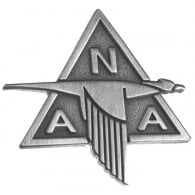 Boeing North American Pin Badge