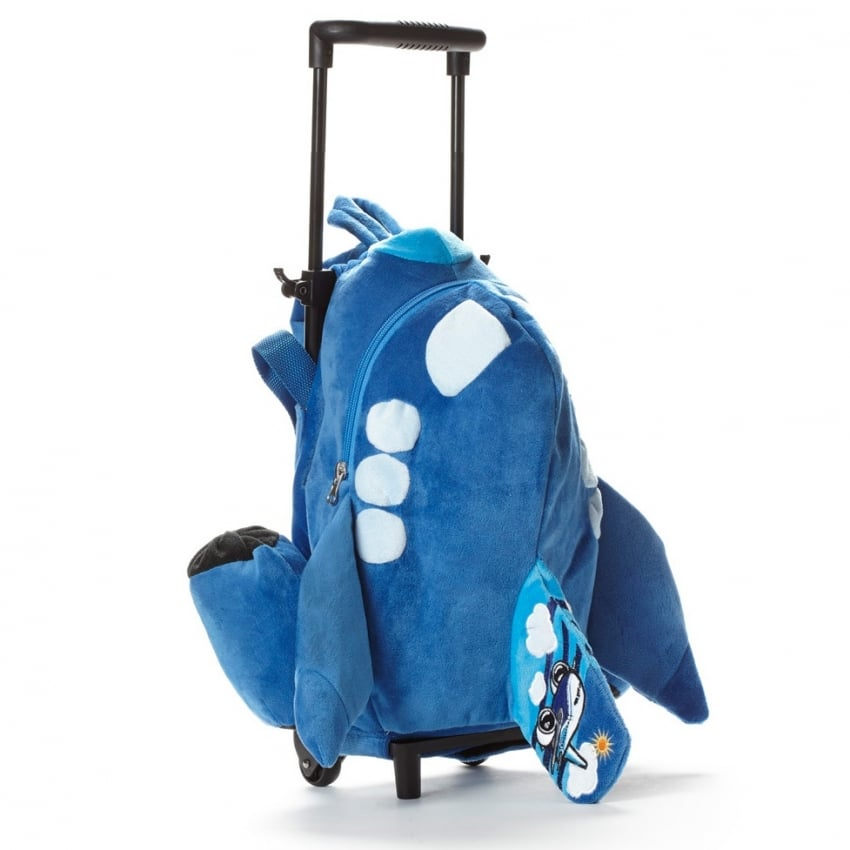 Boeing Pudgy Airplane Trolley Bag