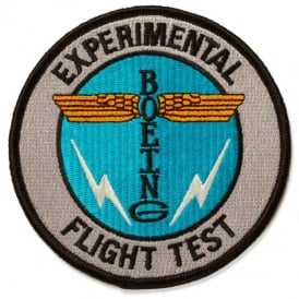 Boeing Totem Flight Test Sew On Patch