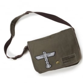 Boeing Twill Totem Messenger Bag - Last one