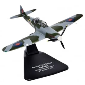 Boulton Paul Defiant RAF Diecast Model 1:72