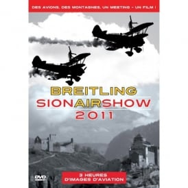 Breitling SION Airshow 2011 DVD