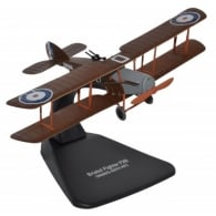 Bristol F2B Royal Flying Corps Diecast Model - Scale 1:72