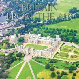 Britain From The Air 2018 Calendar