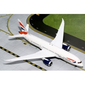 British Airways 787-8 Diecast Model - Scale 1:200