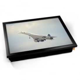 British Airways Concorde Cushion Lap Tray