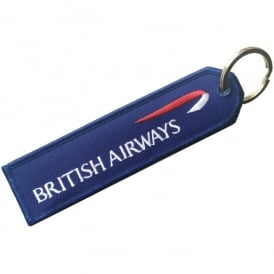 ACI Collectables British Airways Embroidered Keyring