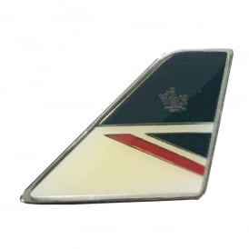 British Airways Historic Tail Pin Badge