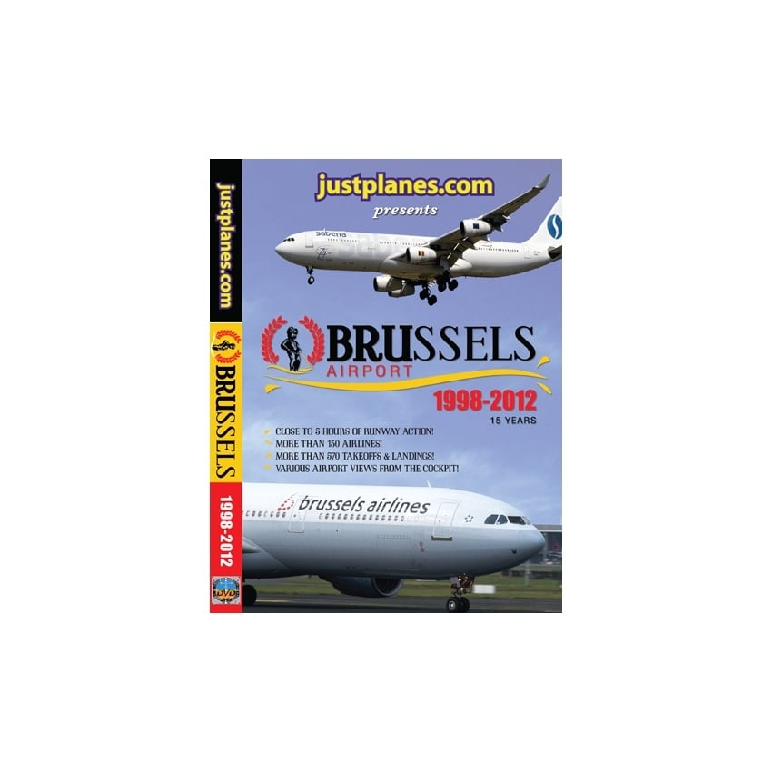 Brussells Airport DVD