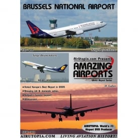 Brussels National Airport DVD