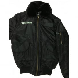 Buffalo Airways DC-3 Flight Jacket in Black