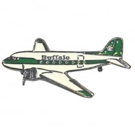 Buffalo Airways DC-3 Pin Badge
