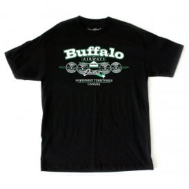 Buffalo Airways Electra T-Shirt - Black