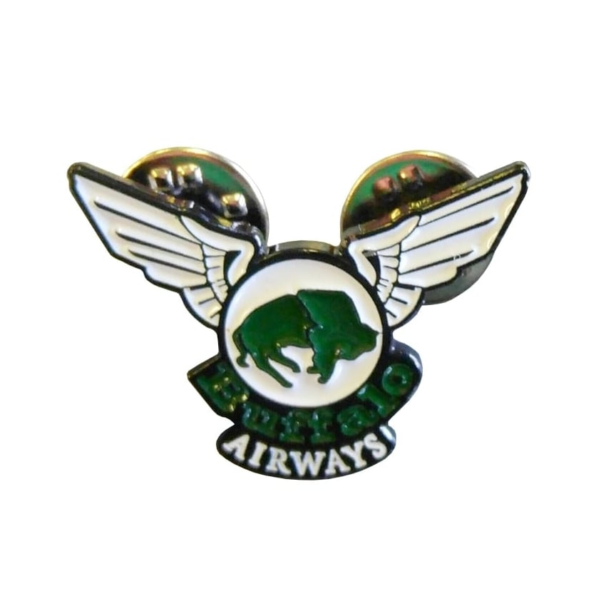 Flight Pin Badge