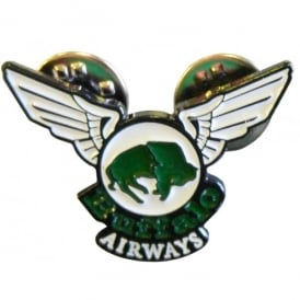 Buffalo Airways Flight Pin Badge