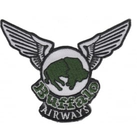 Buffalo Airways Flight Pin Patch