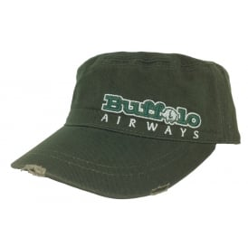 Buffalo Airways Mean Green Baseball Cap
