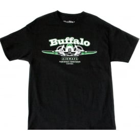 Buffalo Airways Rare Air T-Shirt - Black
