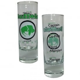 Buffalo Airways Shot Glass