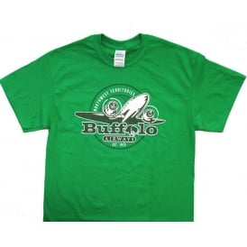 Buffalo Airways Timeless T-Shirt - Green
