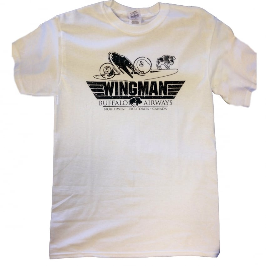 Wingman T-Shirt - White