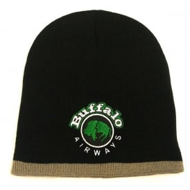 Buffalo Logo Toque Beanie Hat