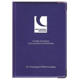 CAA ATPL Licence Cover