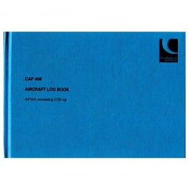 CAA CAP 408 Aircraft Log Book