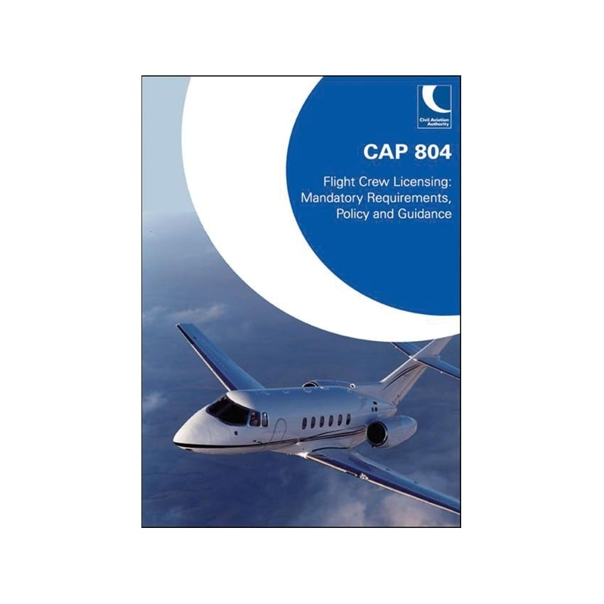Cap 804 Flight Crew Licensing (LASORS)