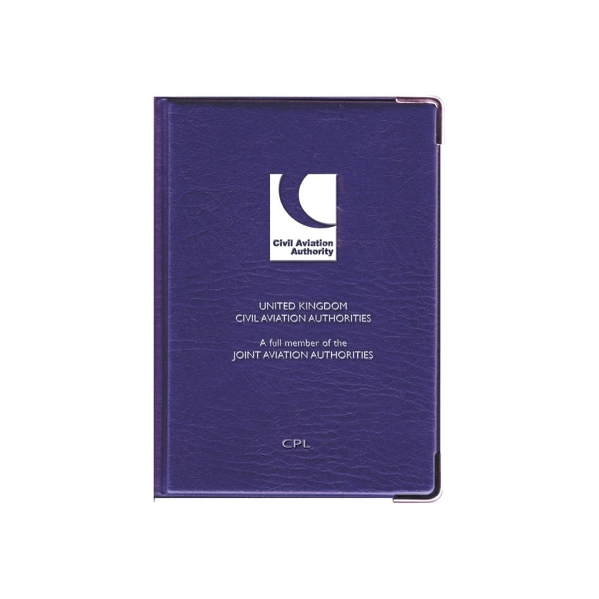 CPL Licence Cover