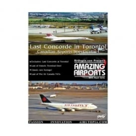 AirUtopia Canadian Airports DVD