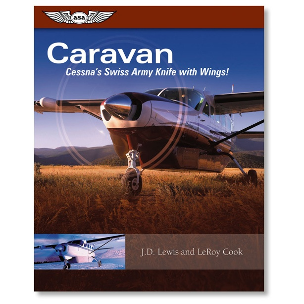 Caravan Cessna S Swiss Army Knife With Wings By Asa