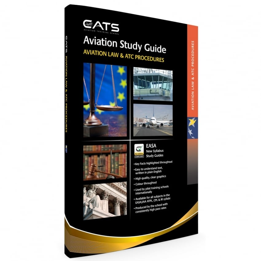 CATS ATPL Air Law & ATC Study Guide