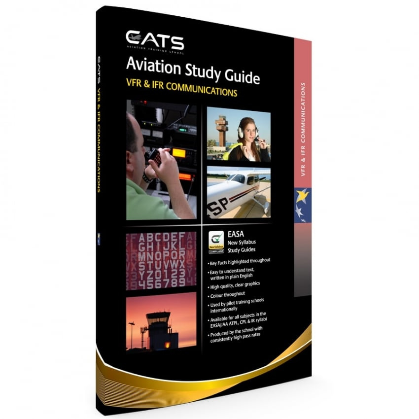 CATS VFR & IFR Communications Study Guide